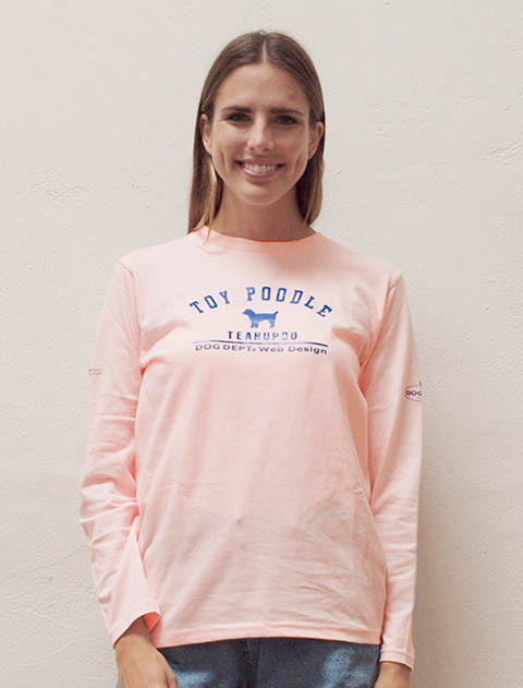 【WEB限定】【UNISEX】WEBオリジナルロングTシャツ-A(バックプリント入り)