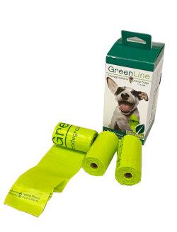 【DOG GOODS】GreenLine プープバッグレフィル(8ロール入り)