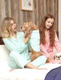 【WOMEN】総柄パジャマ