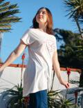 【WOMEN】FUN WITH YOU!チュニックTシャツ