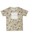 【WOMEN】ボックスロゴTシャツ