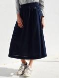 【WOMEN】リバーシブルスカート