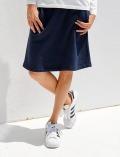 【WOMEN】フラッグロゴスカート
