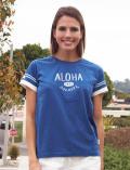 【まとめ割引対象】【WOMEN】ECO ALOHA Tシャツ
