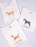 【WOMEN】FLUFFY DOG Tシャツ