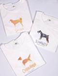 《2点以上でさらに10%OFF対象》【WOMEN】FLUFFY DOG Tシャツ
