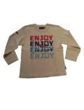《期間限定アウトレット》【KIDS】ENJOY Tシャツ