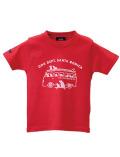 《期間限定アウトレット》【KIDS】おすわりワーゲンTシャツ