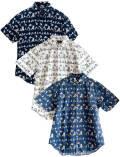 【UNISEX】イラストサッカーシャツ