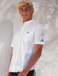 【まとめ割引対象】【UNISEX】ガイドドッグ半袖シャツ