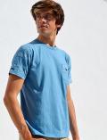 【UNISEX】ペイズリーTシャツ