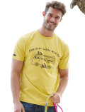 《MORE SALE対象》【UNISEX】おすわりワーゲンTシャツ