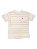 【UNISEX】ボーダーポケットTシャツ