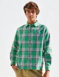 【UNISEX】ヴィンテージチェックシャツ