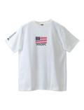 【UNISEX】フラッグTシャツ