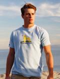 【まとめ割引対象】【UNISEX】カリフォルニアドッグTシャツ