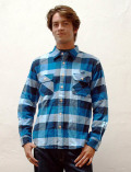 《まとめ割引対象》【UNISEX】ワークシャツ