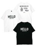 【UNISEX】HELLO Tシャツ