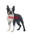 【GOODS】MY DOG ブローチ テリア