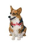 【GOODS】MY DOG ブローチ コーギー