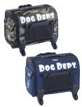 【DOG GOODS】キャスター付きキャリーバッグ