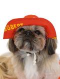 【DOG GOODS】アメリカンロゴ ドッグハット