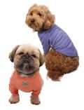 【DOG WEAR】HAPPY FAM. シンプルロンT