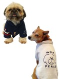 【DOG WEAR】モールニット