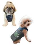 【DOG WEAR】ストレッチクレイジーサロペット スカート