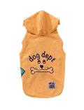 【期間限定アウトレット】【DOG WEAR】ボーンドッグジップパーカー