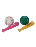 【DOG GOODS】BASEBALL&BATラテックス