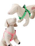 【DOG GOODS】ネオンロゴハーネス
