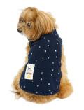【DOG WEAR】スタードッグノースリーブ