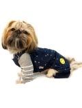 【DOG WEAR】スタードッグ オーバーオール