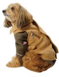 【DOG WEAR】ストレッチスウェードライダース