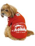 【DOG WEAR】キャンプ半袖Tシャツ