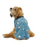 【DOG WEAR】犬柄シャツ