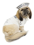 【まとめ割引対象】【DOG WEAR】マリンシャツ