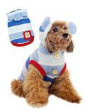 【DOG WEAR】ボーダーニット