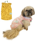【DOG WEAR】アロハ柄 ポケットパーカー