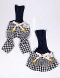 【DOG WEAR】ギンガム パンツ&スカート
