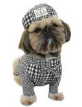 【DOG WEAR】ギンガム シャツ