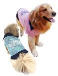 【DOG WEAR】フェイクレイヤーTシャツ