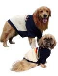 【DOG WEAR】ラインニット