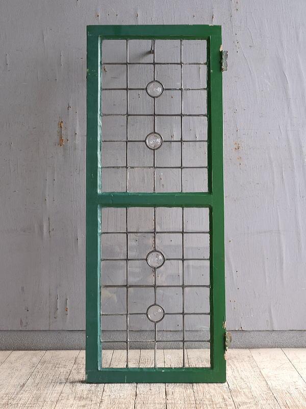 イギリス アンティーク 窓 無色透明 10146