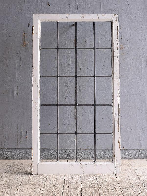 イギリス アンティーク 窓 無色透明 10173