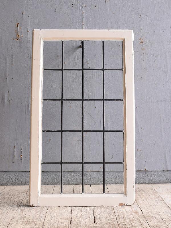 イギリス アンティーク 窓 無色透明 10176