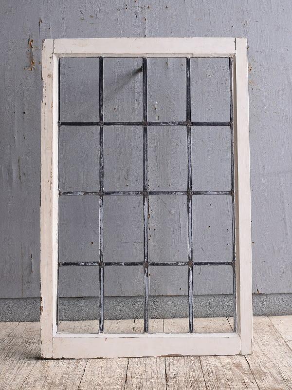 イギリス アンティーク 窓 無色透明 10258
