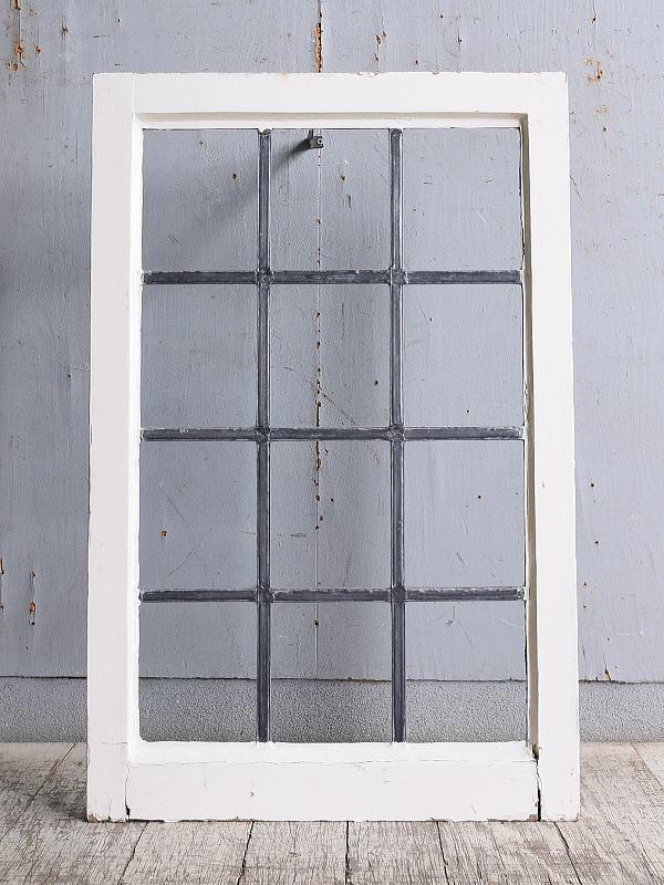イギリス アンティーク 窓 無色透明 10342