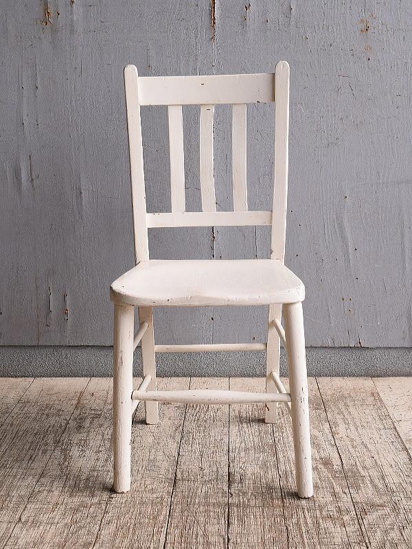 イギリス アンティーク家具 チャーチチェア 椅子 10344